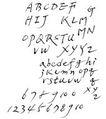 笔刷字体0006,笔刷字体,笔刷墨迹,