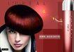 红色调0169,红色调,化妆品广告,