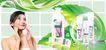 绿色调0028,绿色调,化妆品广告,