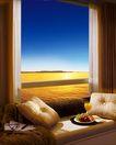 室内,万科城,房地产设计,窗前 临海 海岸